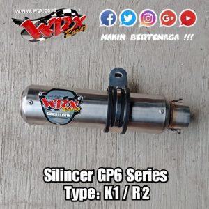 GP6 K1 SS K250 CBR250RR 2