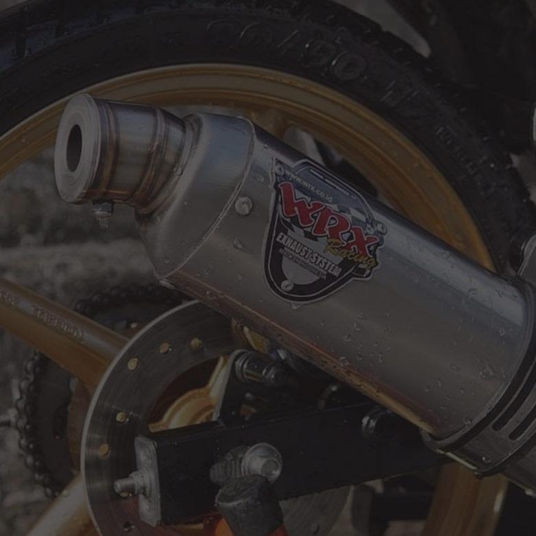 wrx exhaust