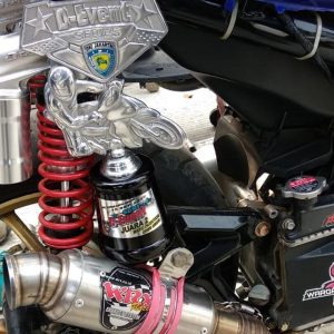 Yamaha Aerox155 raih 3 Podium di Sentul Karting Bogor 7