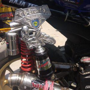 Yamaha Aerox155 raih 3 Podium di Sentul Karting Bogor 5
