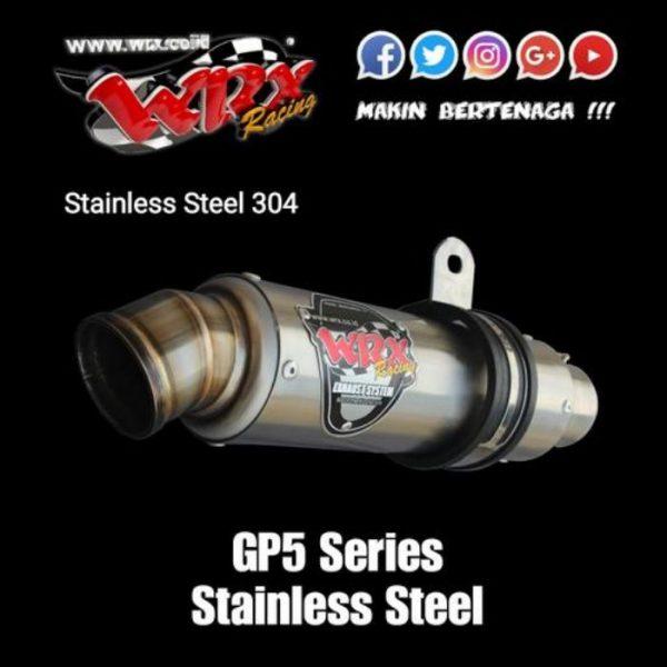 GP5 K1 SS K150 MX King 3