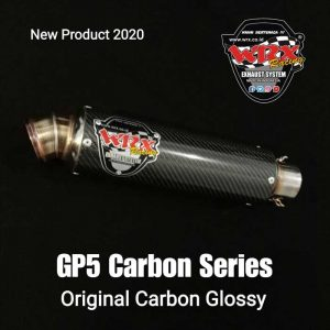 Silincer GP5 Carbon Glossy