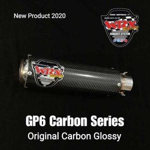 Silincer GP6 Carbon Glossy
