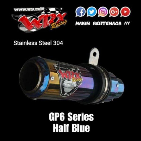 GP6 K250 Ninja 250fi 5