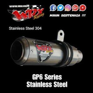 GP6 K250 Ninja 250fi 4