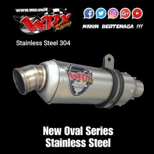 Oval K2 SS RS200 MX King 4