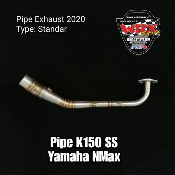 Pipe K150 SS Yamaha Nmax