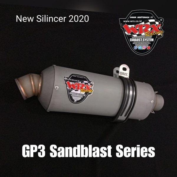 Silincer GP3 Sandblast