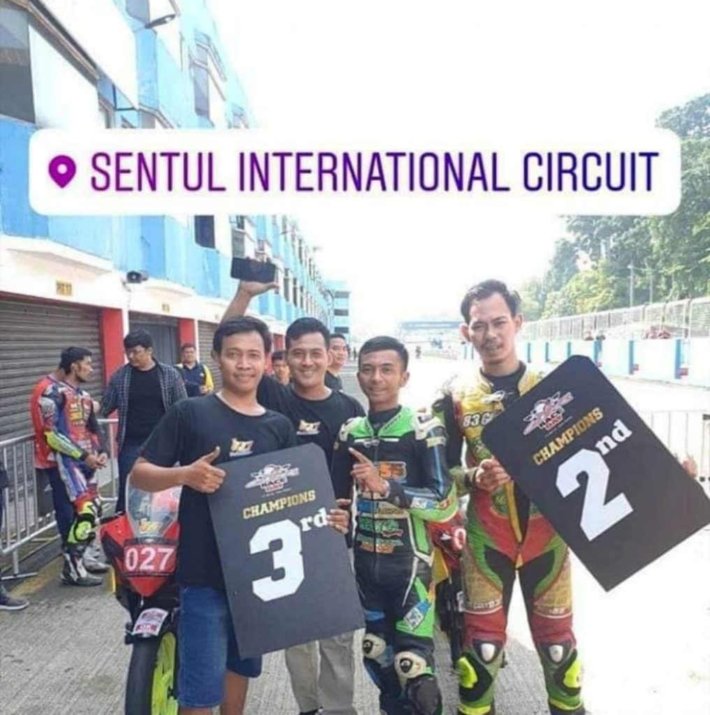 CBR Race Day Event Seri 3 2019 3