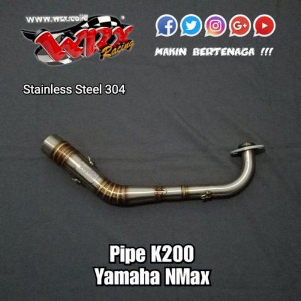 GP SS K200 NMax pipe
