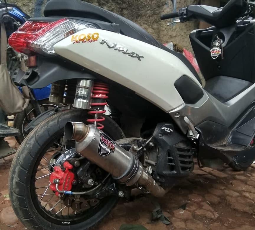 Variasi Yamaha New Nmax