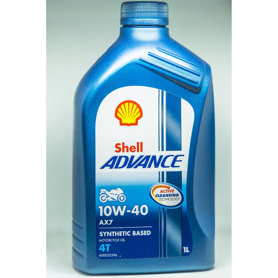 shell afvance ax7
