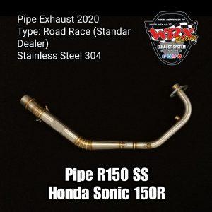 Pipe R150 SS Honda Sonic 150R