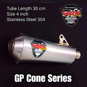 WRX GP Cone Series