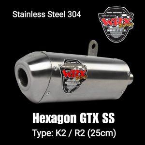 Hexagon GTX SS K2/R2